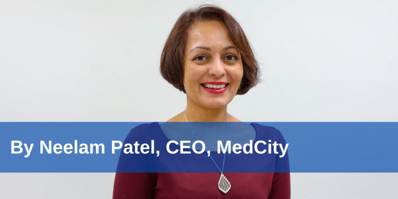 Neelam Patel, CEO MedCity